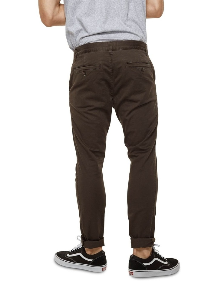 The Cuba Chino Pant - Dark Forest image 5