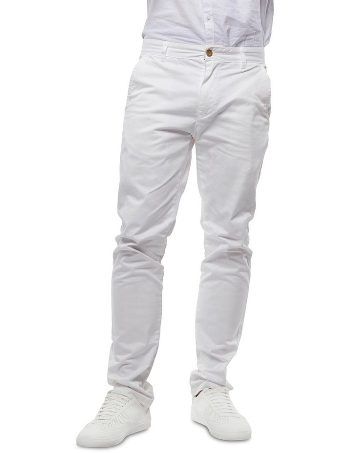 The Regular Cuba Chino Pant - Antique White image 1