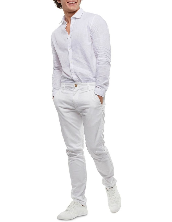 The Regular Cuba Chino Pant - Antique White image 3