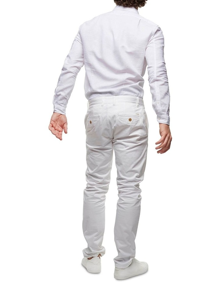 The Regular Cuba Chino Pant - Antique White image 4