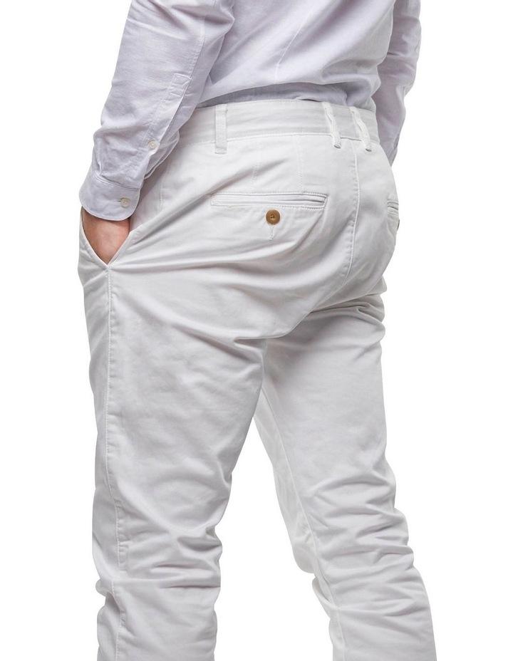 The Regular Cuba Chino Pant - Antique White image 5