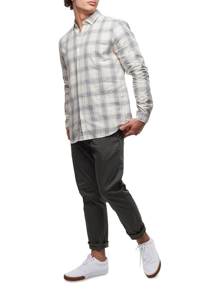 The Regular Cuba Chino Pant - Dark Sage image 3