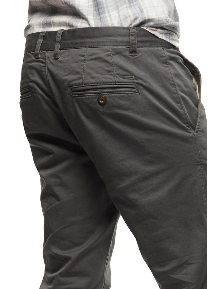 The Regular Cuba Chino Pant - Dark Sage image 5
