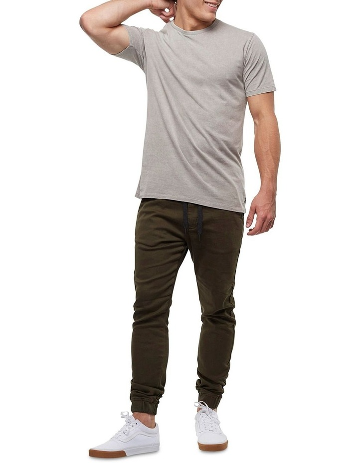 The Drifter Chino Pant - Army Green image 1
