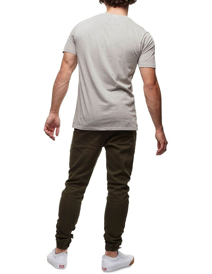 The Drifter Chino Pant - Army Green image 2