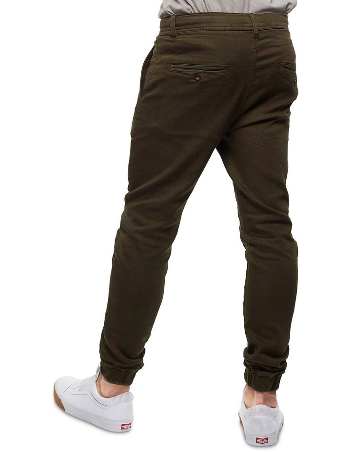The Drifter Chino Pant - Army Green image 4