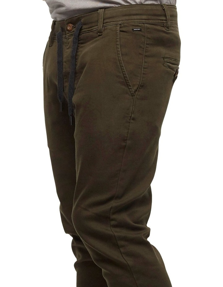 The Drifter Chino Pant - Army Green image 5