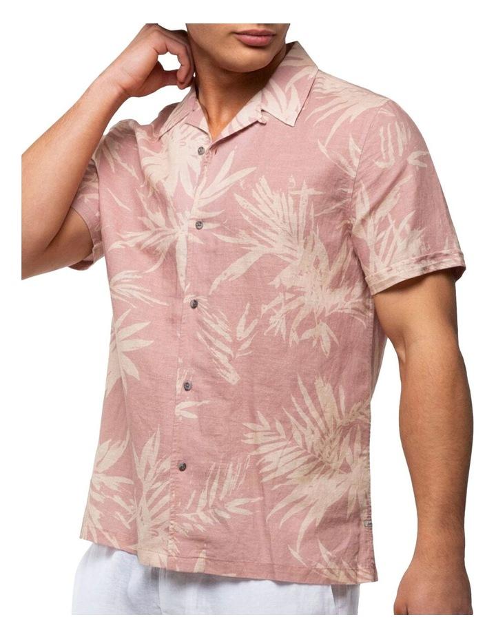 The Shores Linen Short Sleeve Shirt image 1