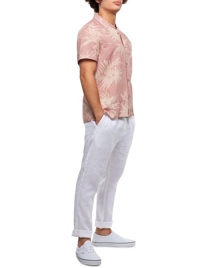 The Shores Linen Short Sleeve Shirt image 4