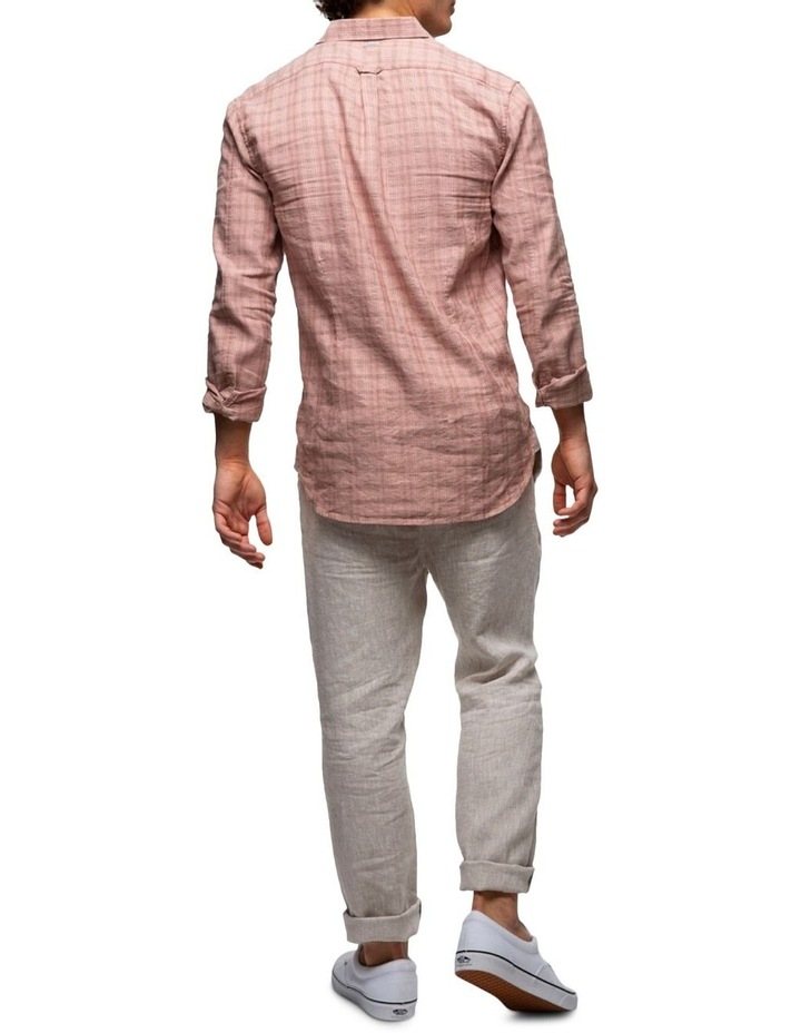 The Costner Linen Long Sleeve Shirt image 2