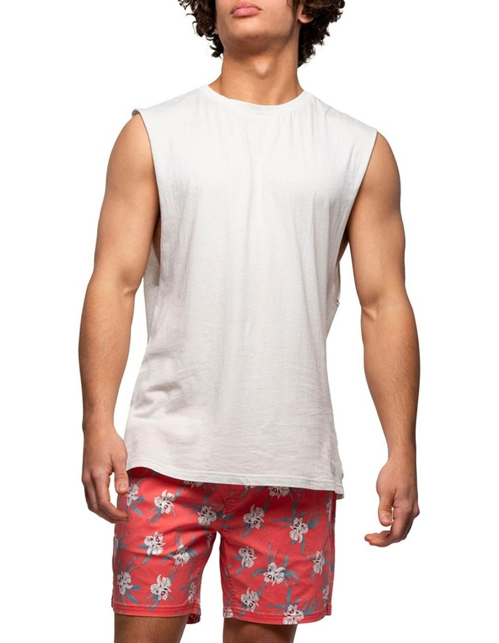The Triple G Sleeveless Tee image 1