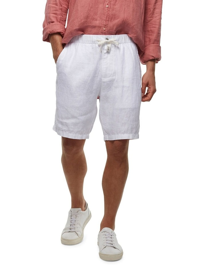 The Baller Linen Short image 1