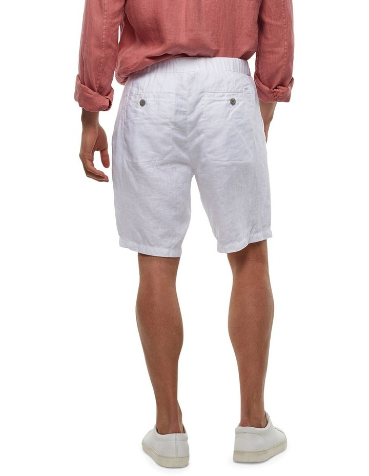The Baller Linen Short image 2