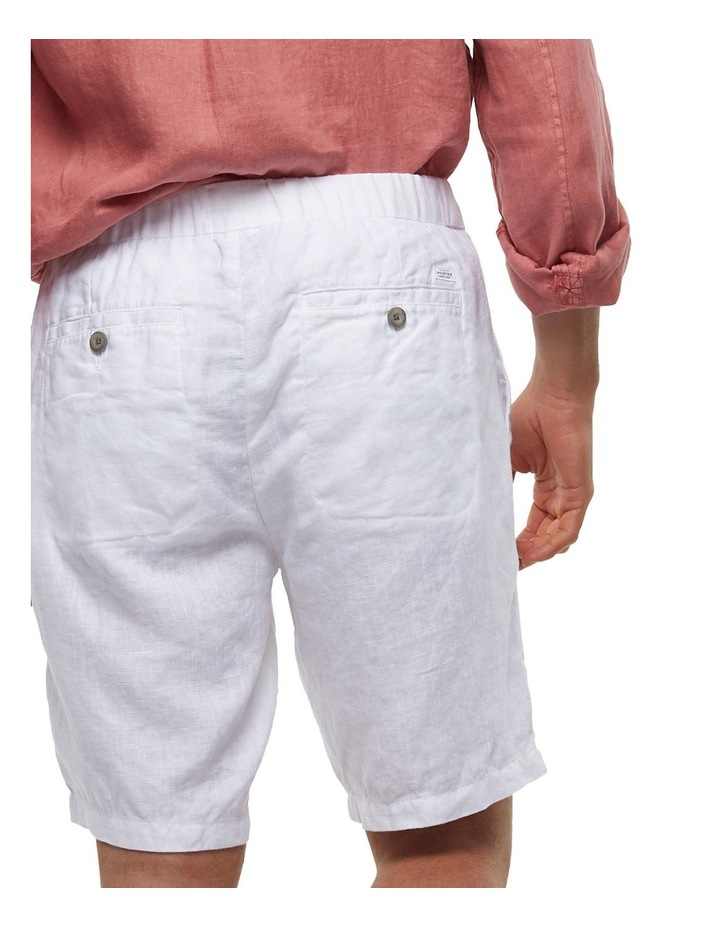 The Baller Linen Short image 3