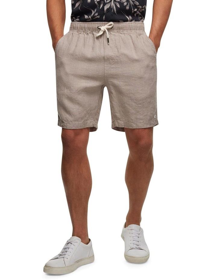 The Marina Linen Short image 1