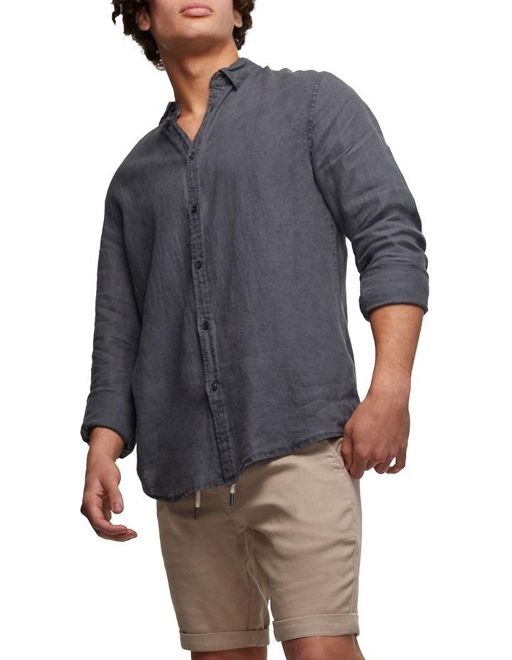 The Tennyson Linen Long Sleeve Shirt image 5