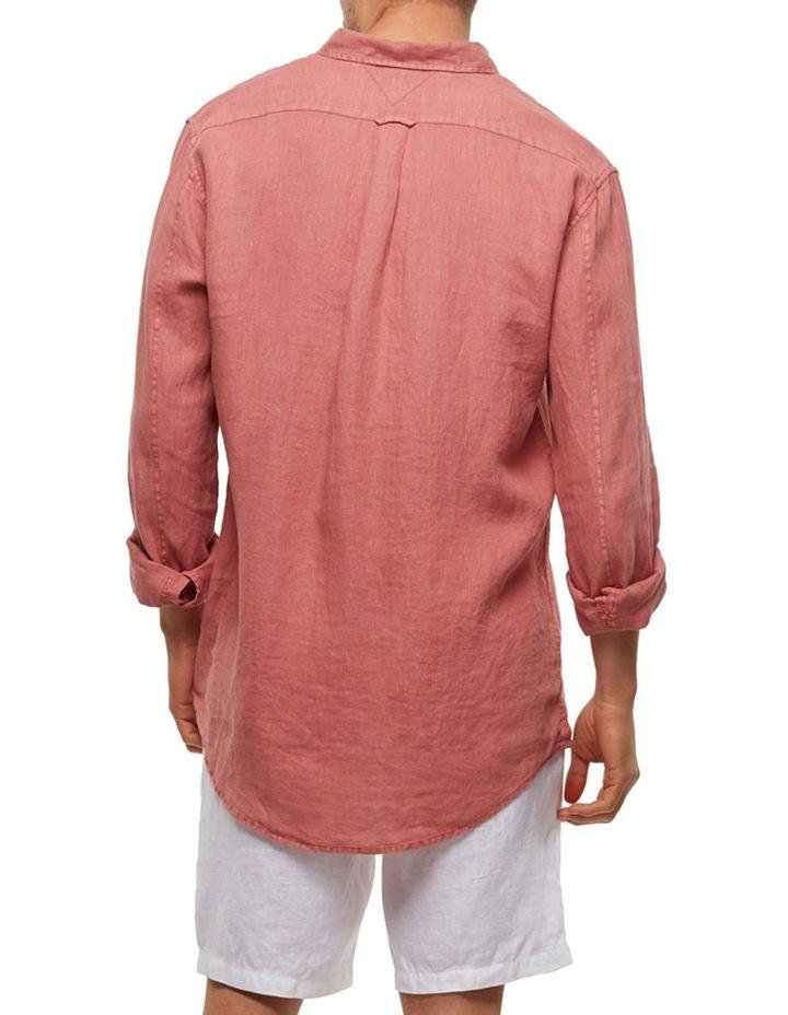The Tennyson Linen Long Sleeve Shirt image 2