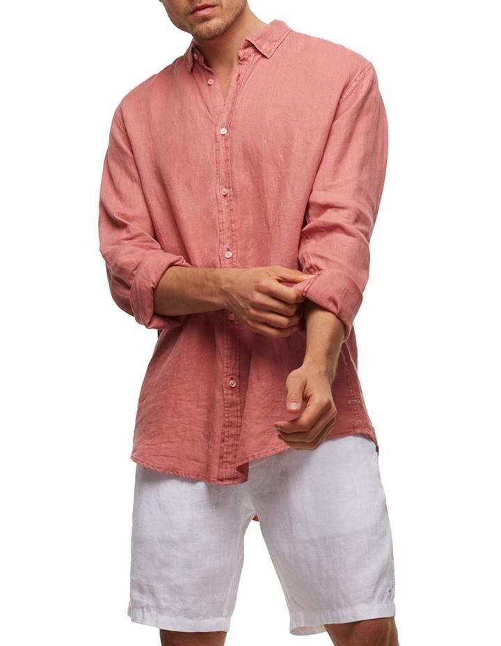 The Tennyson Linen Long Sleeve Shirt image 6