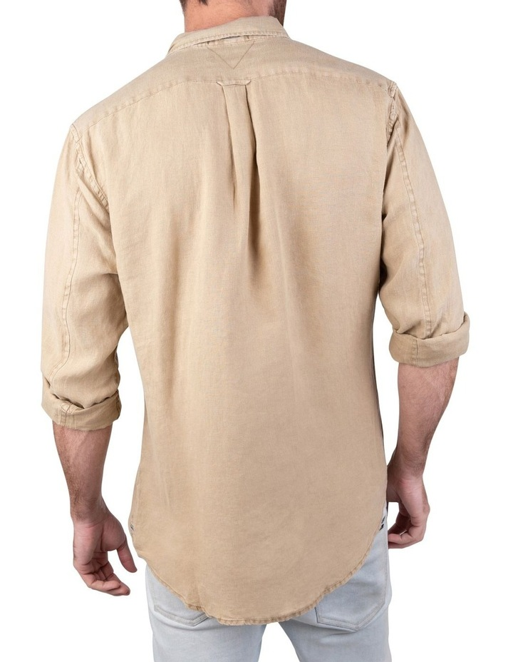 The Tennyson Linen Long Sleeve Shirt image 2