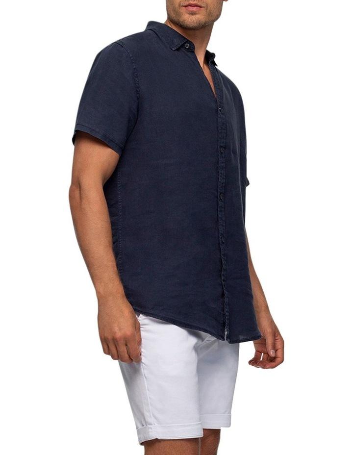 The Tennyson Linen Short Sleeve Shirt image 4