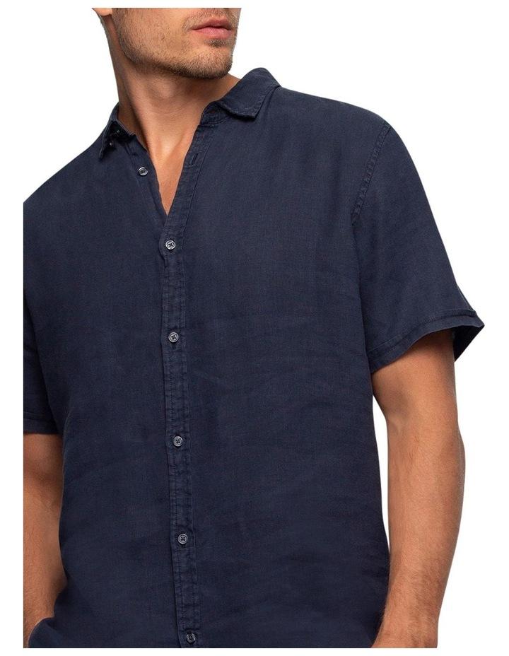 The Tennyson Linen Short Sleeve Shirt image 5