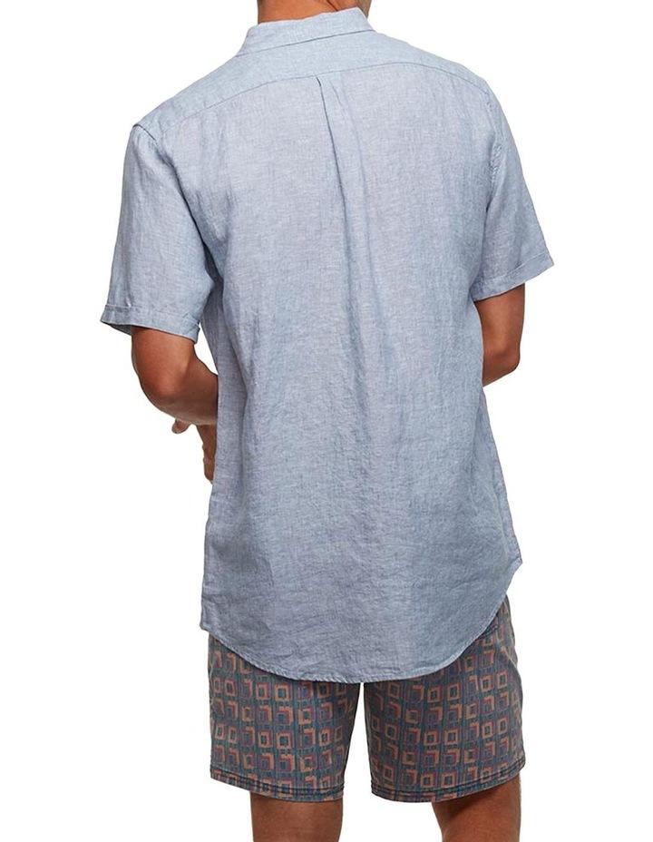 The Tennyson Linen Short Sleeve Shirt image 2