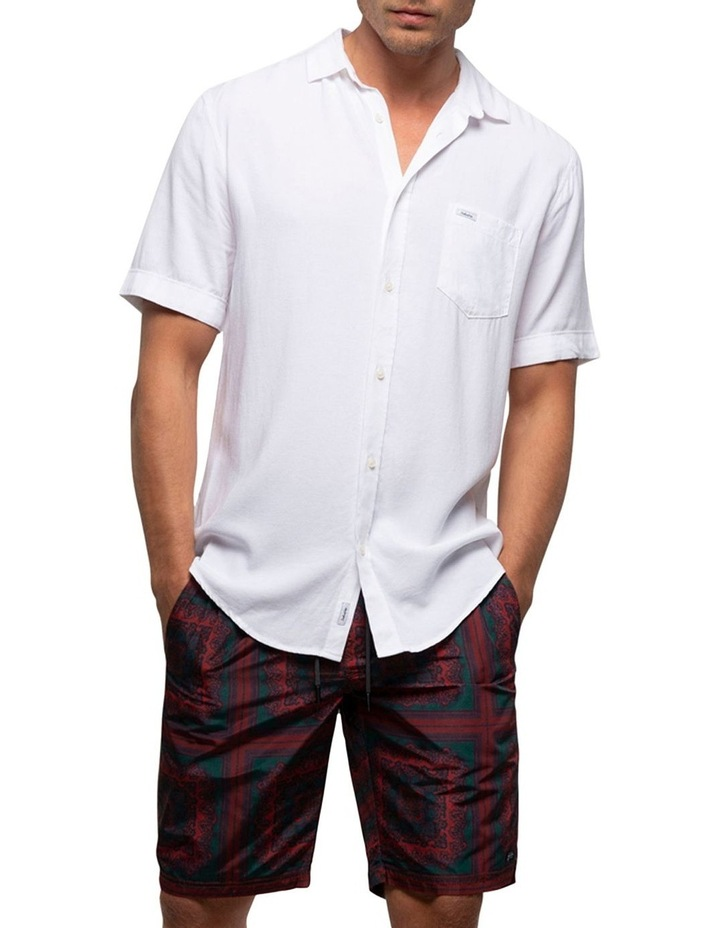 The Tencel Linen Short Sleeve Shirt image 1