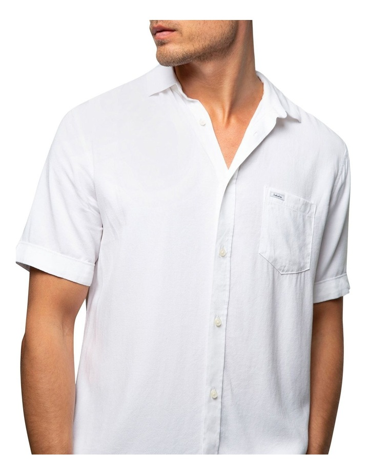 The Tencel Linen Short Sleeve Shirt image 4