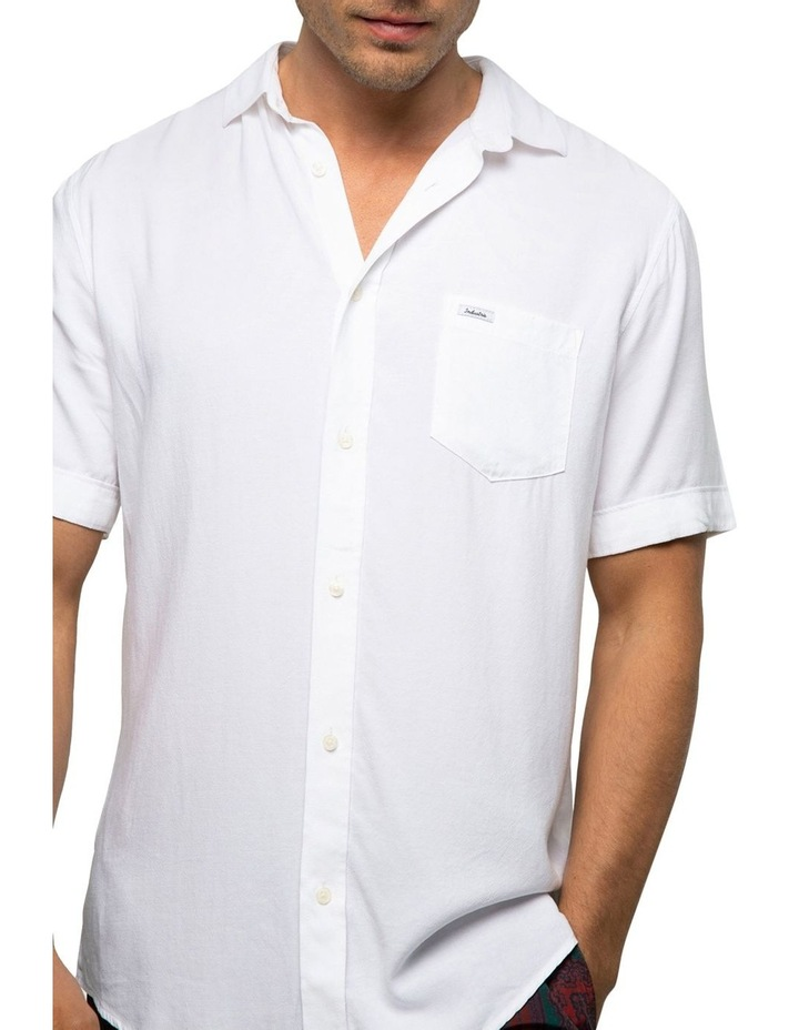 The Tencel Linen Short Sleeve Shirt image 5