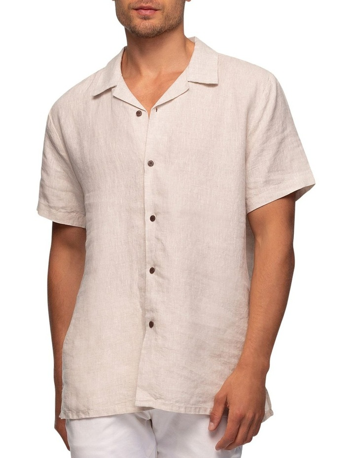 The Kawaii Linen Short Sleeve Shirt image 1