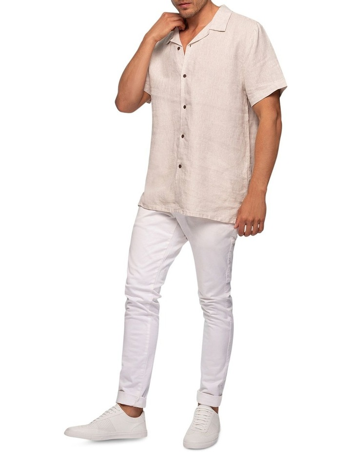 The Kawaii Linen Short Sleeve Shirt image 2