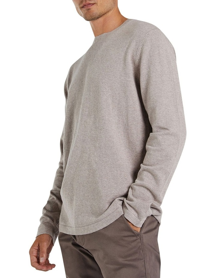The Cashmere Blend Knit image 1