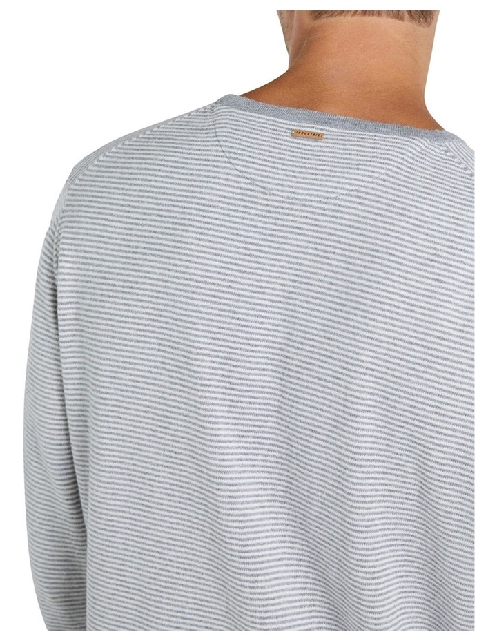 The Cashmere Blend Stripe Knit image 2