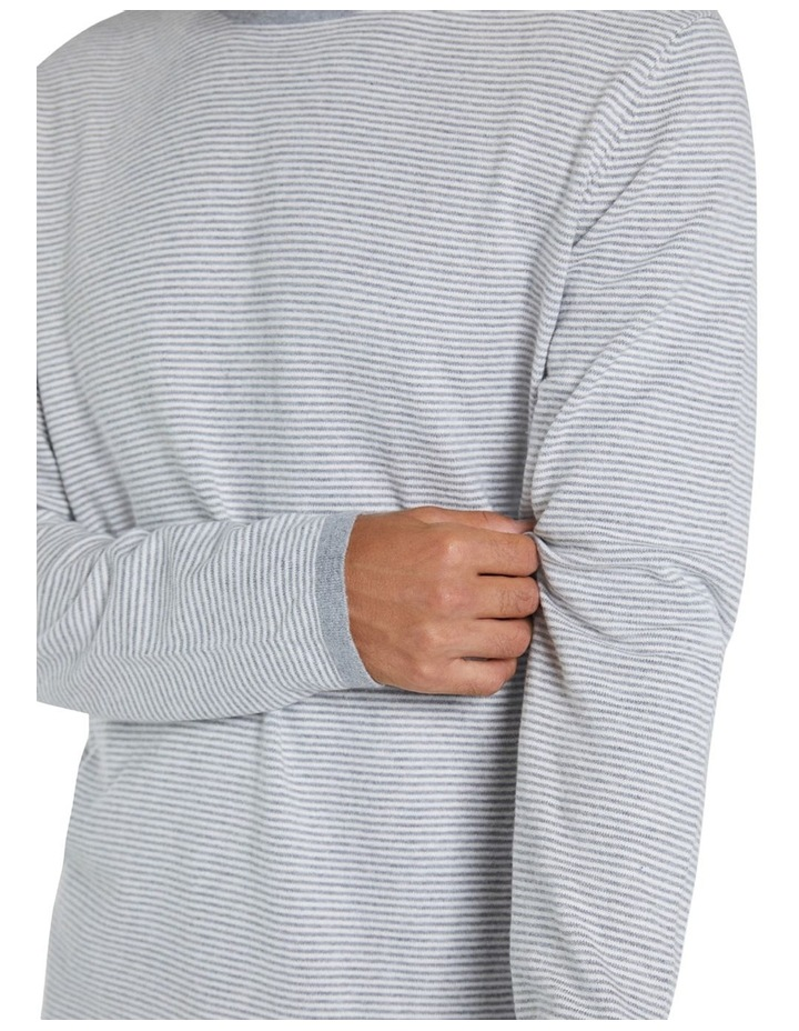 The Cashmere Blend Stripe Knit image 5