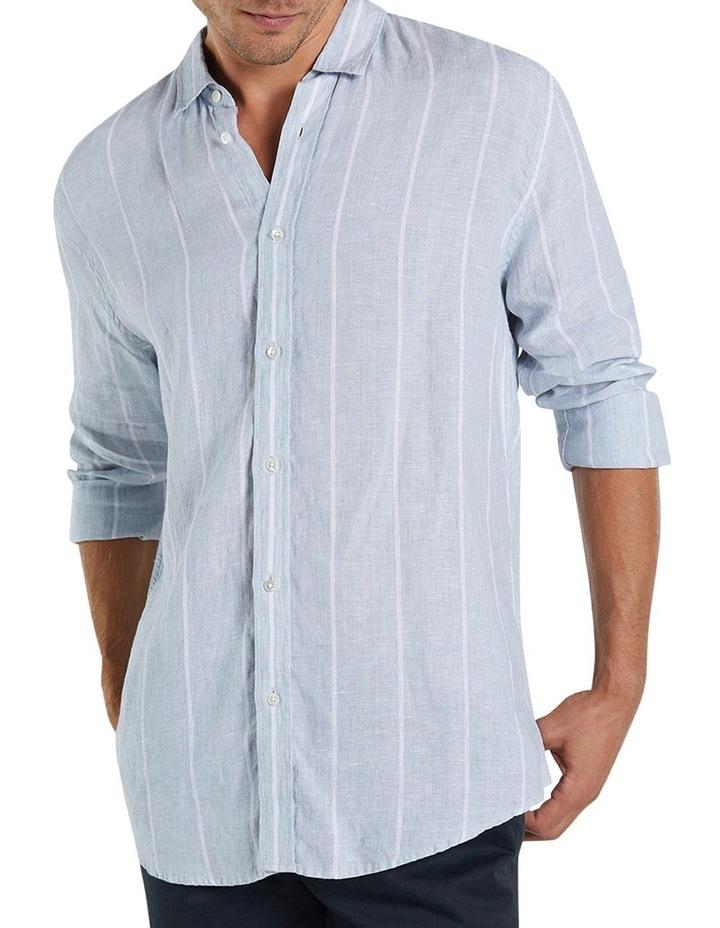 The Baja Linen Long Sleeve Shirt image 1