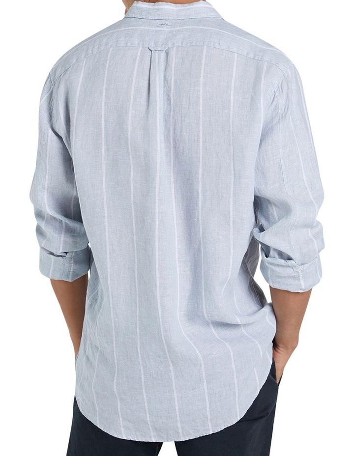 The Baja Linen Long Sleeve Shirt image 2