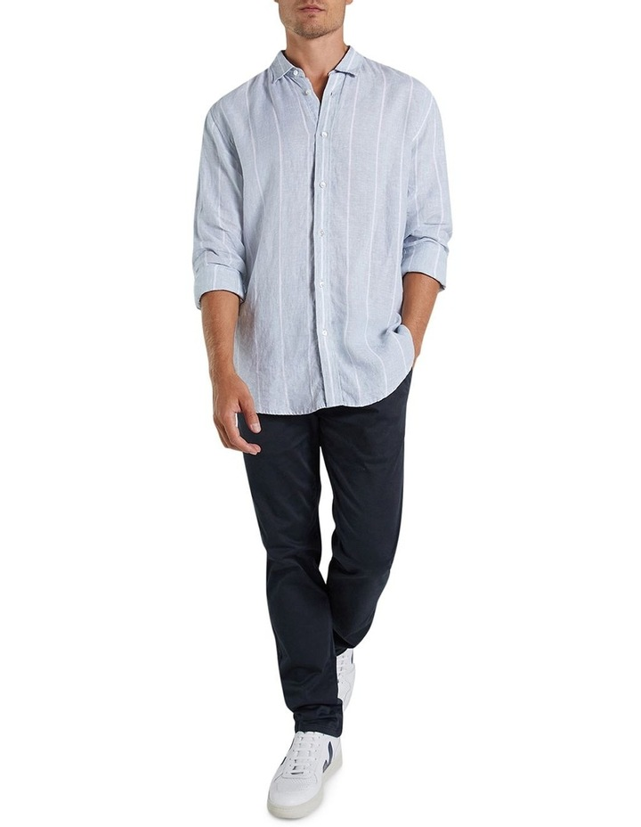 The Baja Linen Long Sleeve Shirt image 3