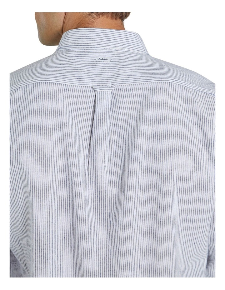 The Jarvis Linen Long Sleeve Shirt image 2