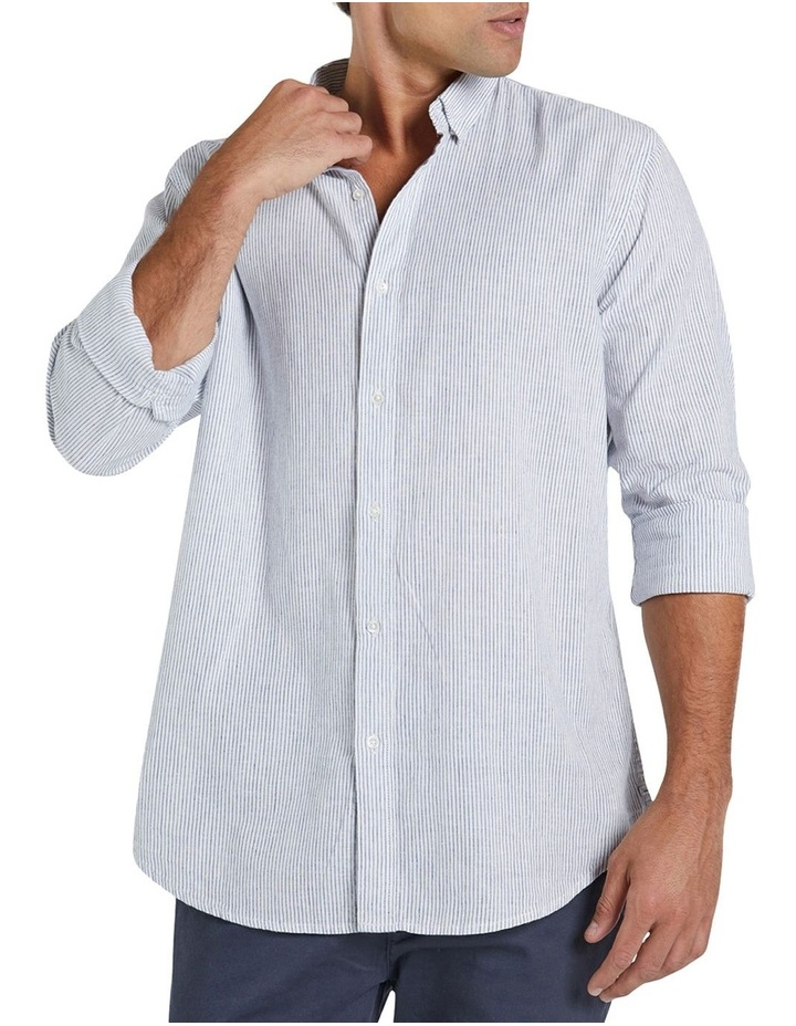The Jarvis Linen Long Sleeve Shirt image 3