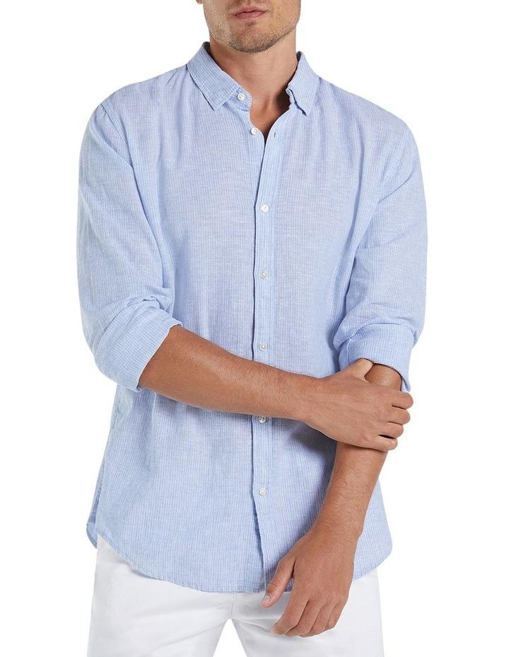 The Elijah Linen Shirt image 1