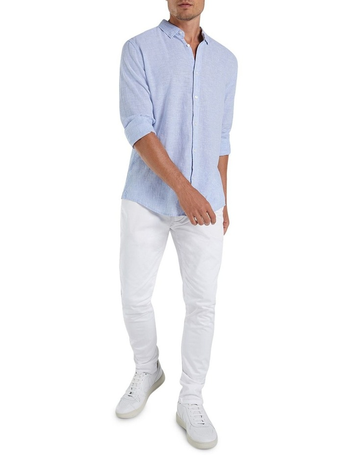 The Elijah Linen Shirt image 3
