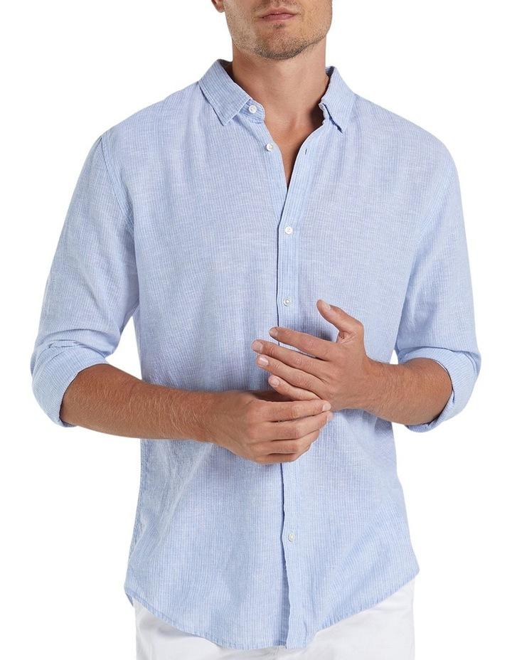 The Elijah Linen Shirt image 5