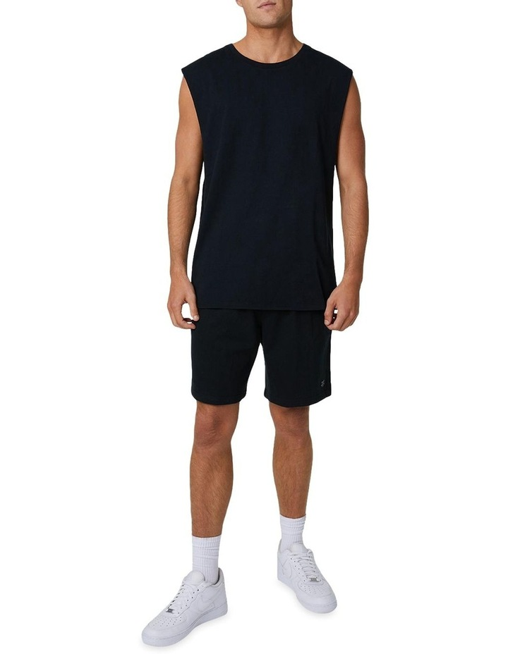 The Grove Track Short - Navy image 2