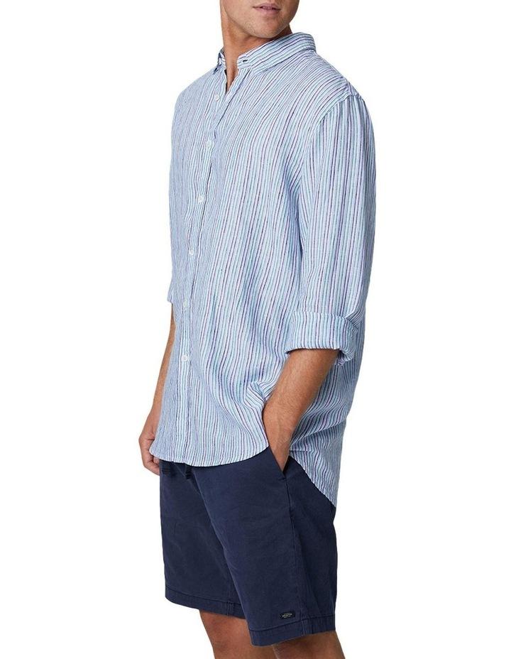 The Grenadines Linen Long Sleeve Shirt image 1