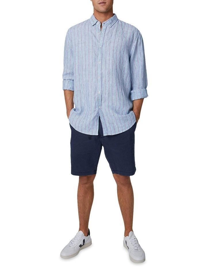 The Grenadines Linen Long Sleeve Shirt image 2