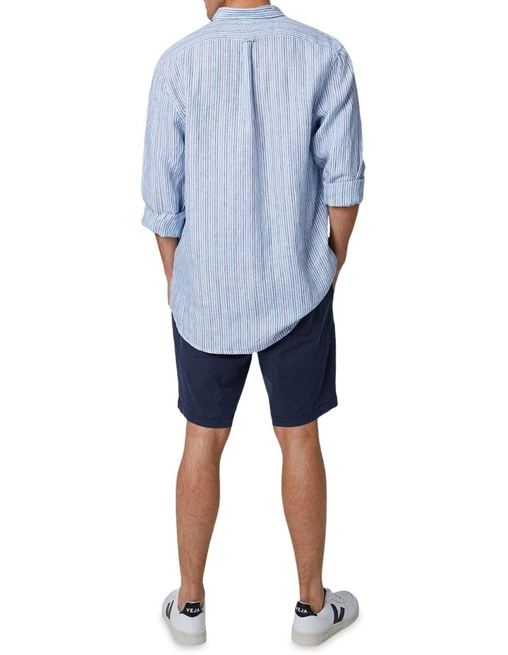 The Grenadines Linen Long Sleeve Shirt image 3