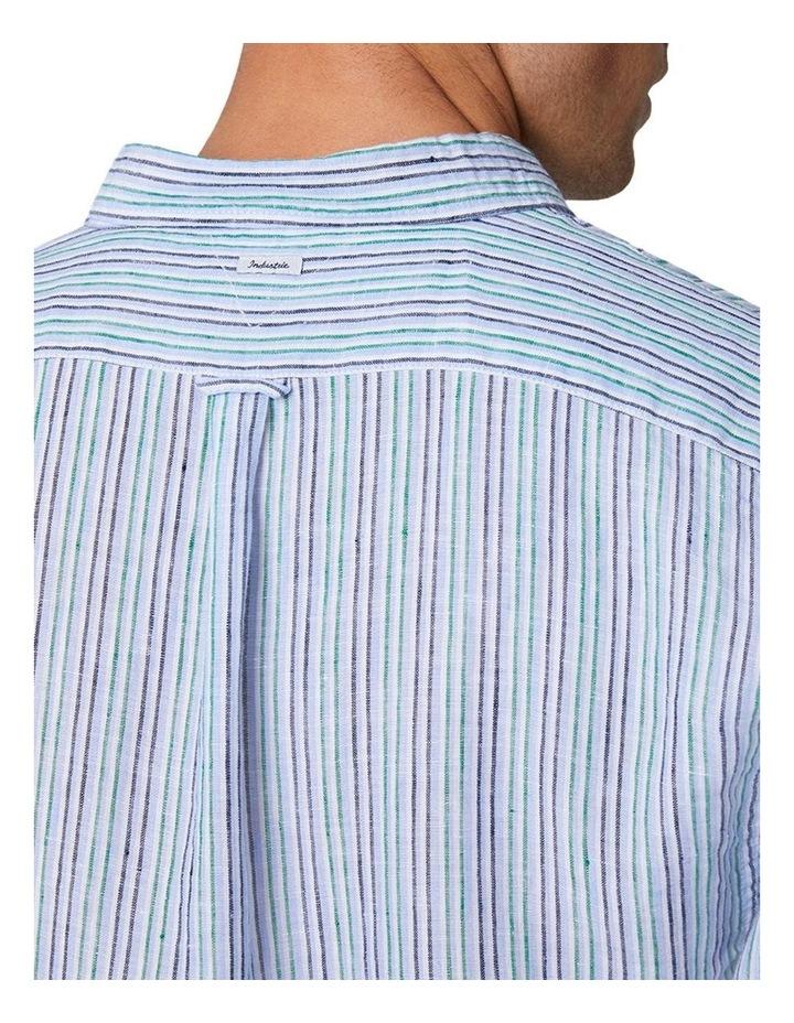 The Grenadines Linen Long Sleeve Shirt image 4