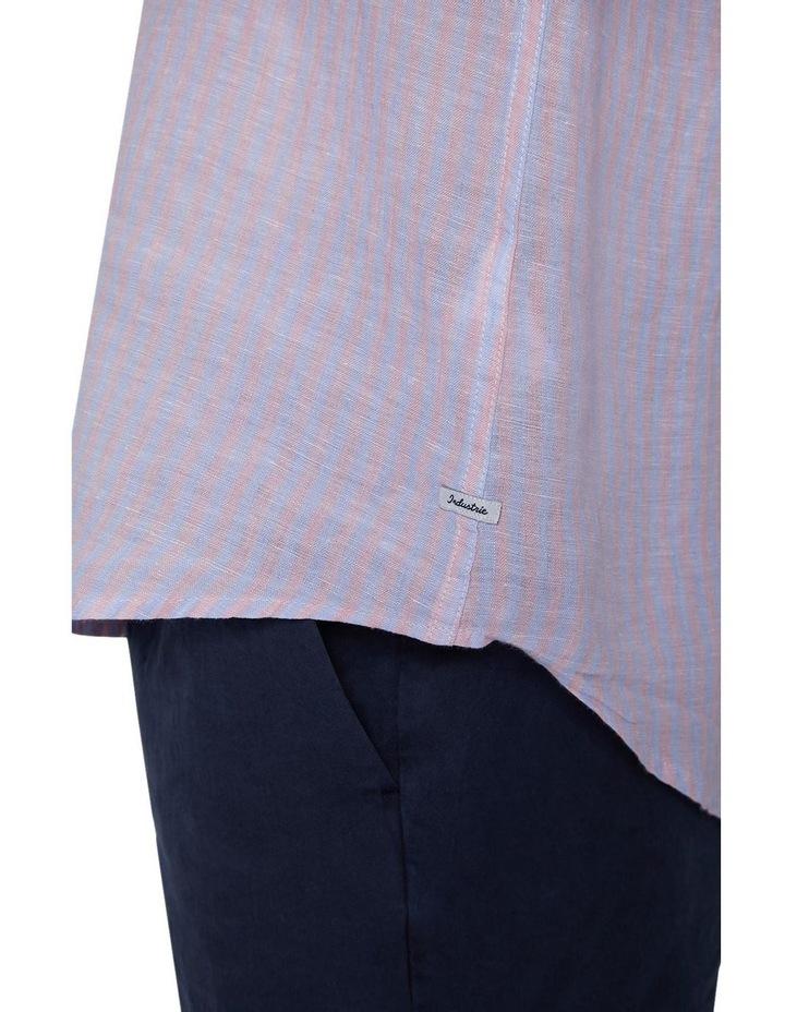 The Palmetto Long Sleeve Shirt - Rose/Chambray image 5