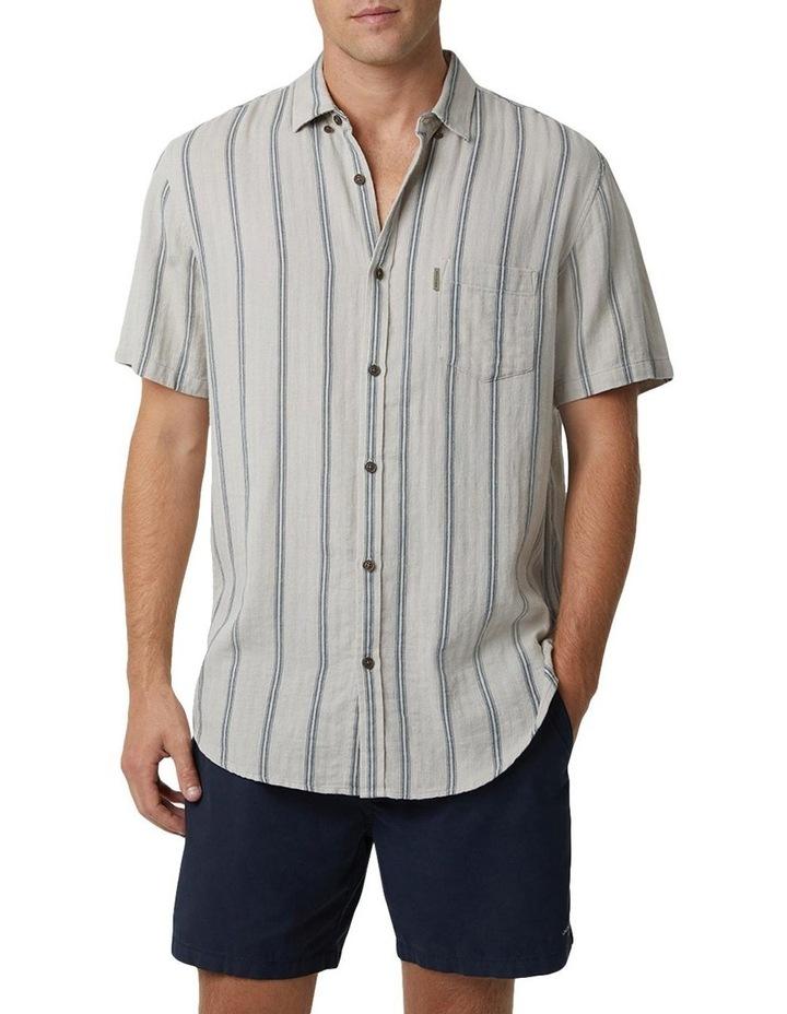 The Torreta Shirt - Wheatolive image 1