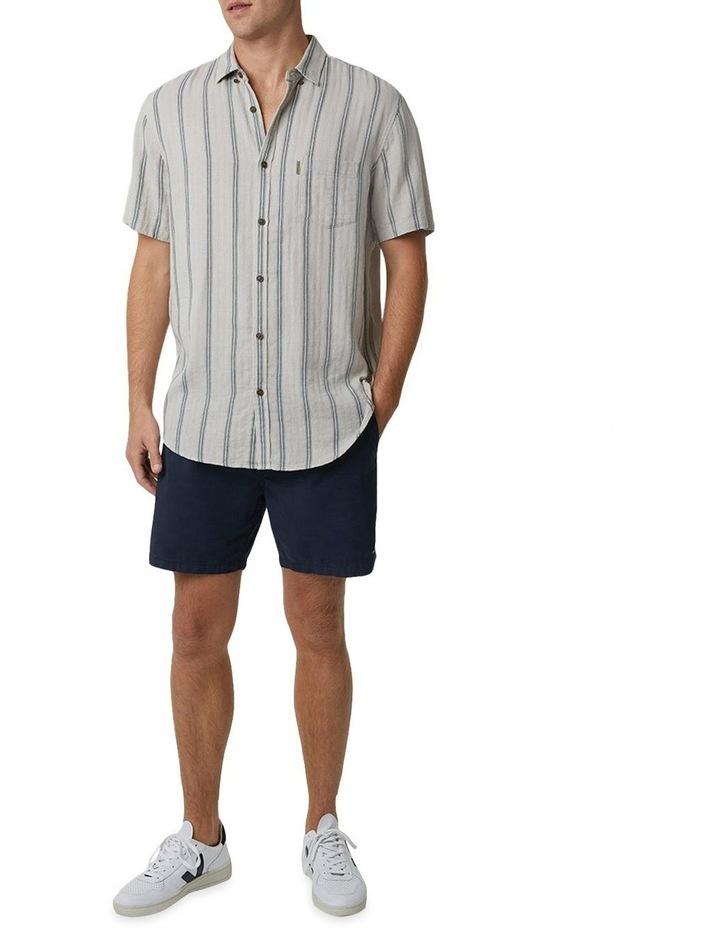 The Torreta Shirt - Wheatolive image 2